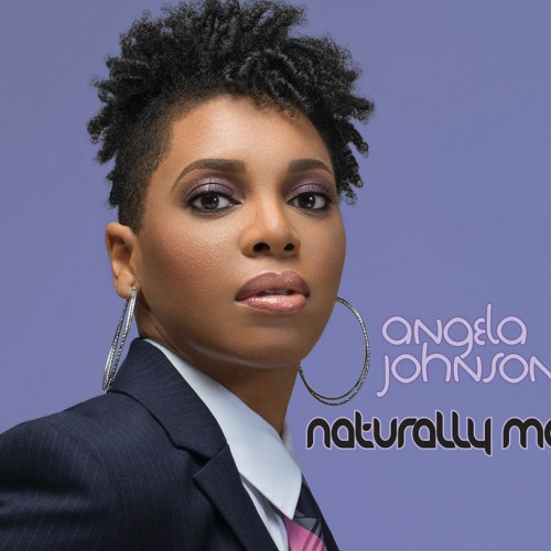Angela Johnson-Naturally Me