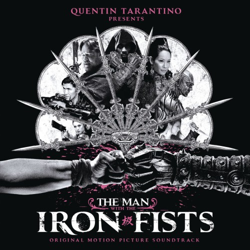 RZA-The Man With The Iron Fists