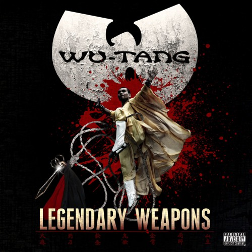 Wu-Tang Clan-Legendary Weapons